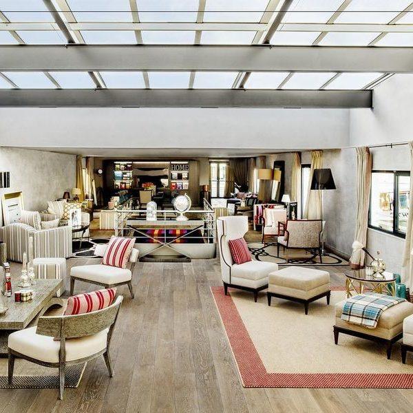 Espace Lounge de la Barge Liberty