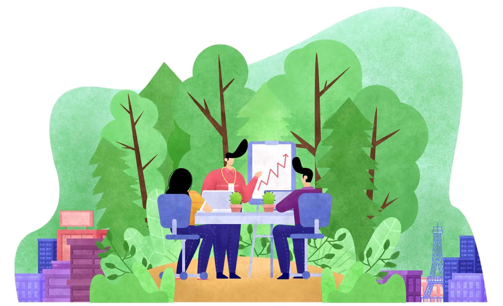Séminaires au vert : le top 10 en Île-de-France